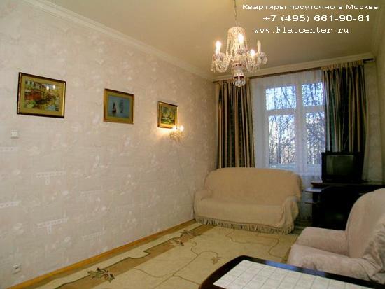 Квартира на сутки м.Алексеевская,Проспект Мира д.112