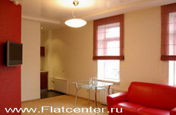 Апартаменты с посуточной арендой в Москве.