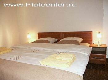 Квартира с краткосрочной арендой в Москве.