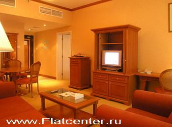 Интерьер частного мини-отеля в Москве