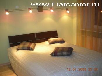 Сервисная квартира в Москве.Аренда квартиры на сутки выгодна и удобна.