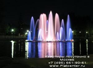 Фонтаны в Алтуьевском районе