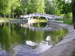 Парк в Алтуфьевском районе