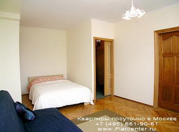 Квартиры посуточнго в Арбатском районе.Частные гостиницы недалеко от Нового Арбата
