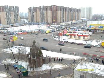 Бабушкинский район Москвы,фото