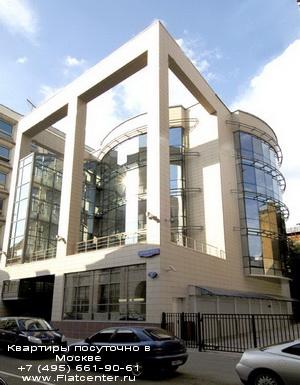 Офисный центр в Басманком районе