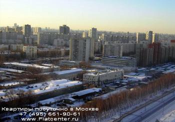 Панорама Бутырского района
