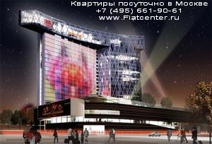 Архитектурный центр в районе Черемушки