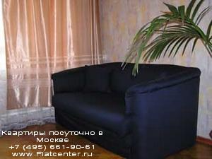 Квартира посуточно в Донском районе.Гостиница на Профсоюзной улице