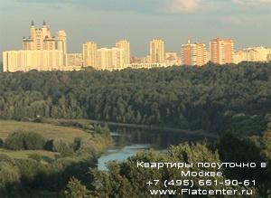 Фото с боку Фили-Давыдовского района