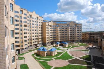 Новые дома в Головинском районе