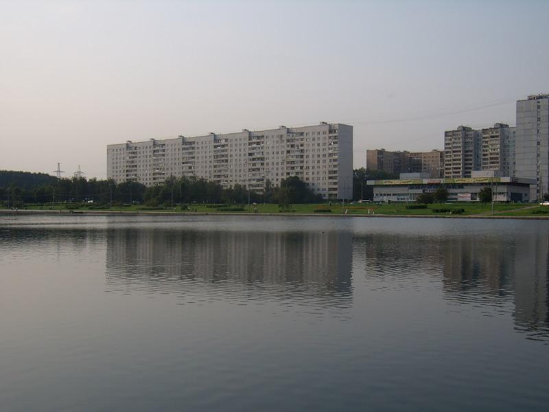 Пруд в Головинском районе
