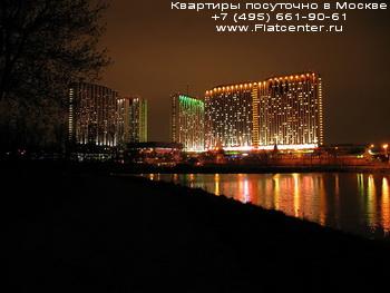 Гостиница на короткий срок в Измайлово. Квартиры посуточно в районе Москвы Измайлово