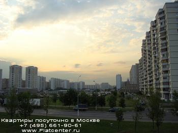 Велозаводская улица в Южнопортовом районе Москвы. Квартиры посуточно в Южнопортовом районе у метро Дубровка