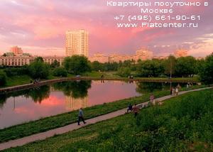 Природа района Конькова