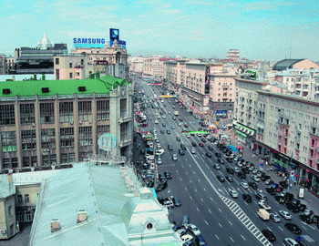 Садово-Спасская улица в Красносельском районе Москвы.Гостиницы на Садово-Спасской ул