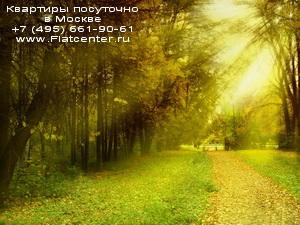 Парк в Кузьминках