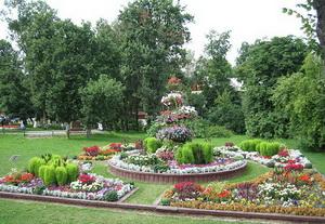 Просторы парка в Кузьминках