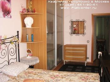 Снять квартиру в районе Марфино.Гостиница недалеко от Ботанический сада