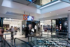 Торговый центр в Марьиных Рощах