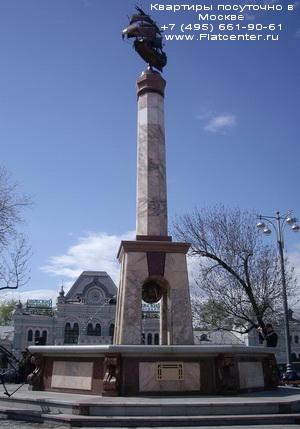 Памятник в Марьиных Рощах