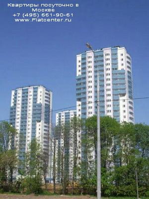 дома в Нагатино-Садовниковском районе