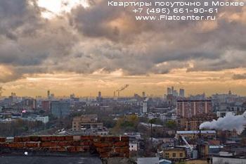 Нижегородский район Москвы. Апартаменты на короткий срок в Нижегородском районе Москвы.