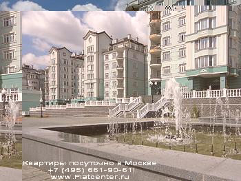 Дома в районе Москвы Покровское-Стрешнево