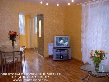 Снять квартиру в Преображенском районе.Гостиница недалеко от МКАДа