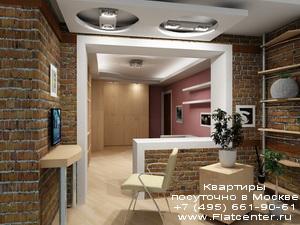 Квартира посуточно на Якиманке.Гостиница на ул.Б.Якиманка