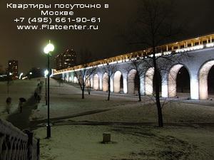фото моста в Ростокинском районе