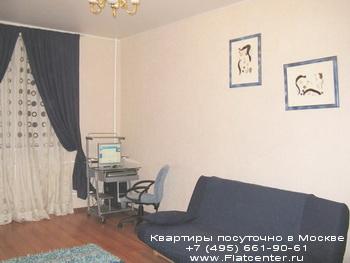 Снять квартиру на сутки в Савеловском районе.Гостиница недалеко от Бутырской улицы