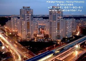 Фото ночного Бутово