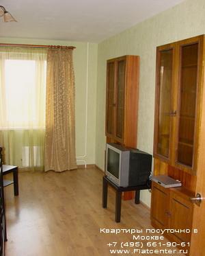 Квартира посуточно в Северном Бутово.Апартаменты на сутки на ул.Знаменские Садки