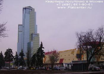 <Бизнес-центр в районе Москвы Соколиная гора. Апартаменты на Соколиной горе.Гостиницы и отели на Соколиной Горе