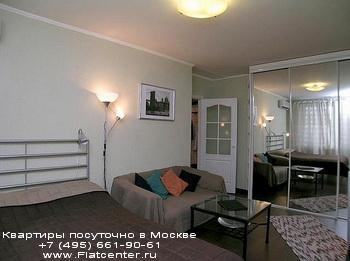 Снять квартиру в районе Сокольники.Гостиница недалеко от Стромынки