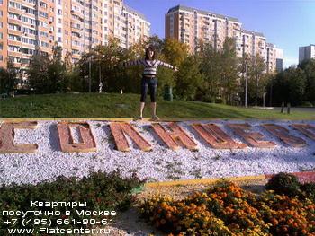 Район Москвы Солнцево