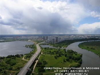 Район Москвы Строгино