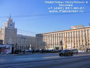 исторические места в Тверском районе