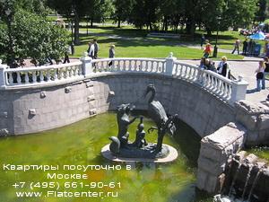 парк в Тверском районе
