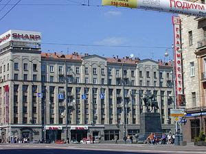 Архитектура в Тверском районе