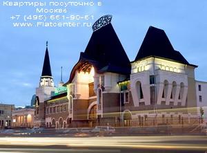 Ярославский вокзал в Ярославском районе