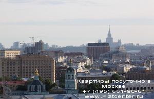 фото Замоскворечья сверху