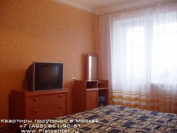Квартира посуточно в районе Зюзино.Апартаменты на сутки на Варшавском шоссе