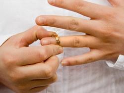 Развод супругов.Снимаем кольца