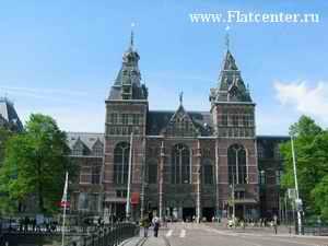 Rijksmuseum в Амстердаме