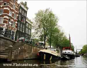 Амстердамская гавань