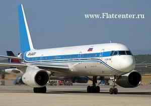 Чартерные рейсы самолетов