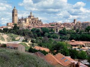Красоты Испании,старинный замок