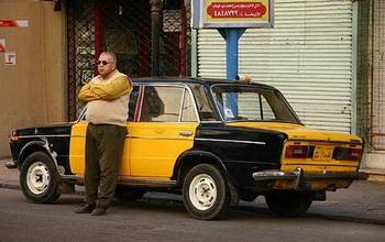 Египетский таксист